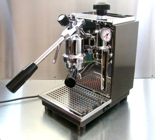 Espresso machine how to make cappuccino