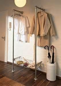 DIY Pipe Clothing Rack - Bing Images