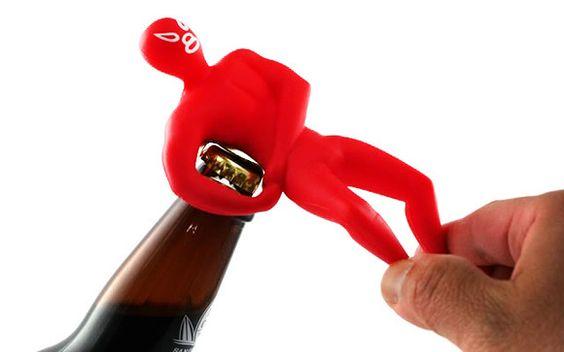 Luchador Bottle Openers