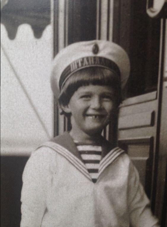 Tsarevitch Alexei