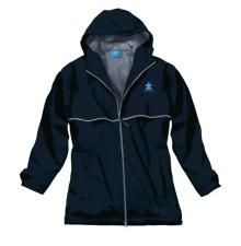 Raincoat by Autism Speaks http://shop.autismspeaks.org/ladies-navy-rain-jacket