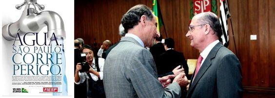 :  Skaf escolhe foco da guerra com Alckmin: a água