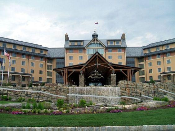 Hotel Experience Poconos Casino Resort Casino