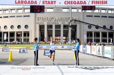 Meia Maratona Internacional de Sao Paulo