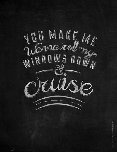 Lyrics Cruise Art Print Warm Best Songs And Babies