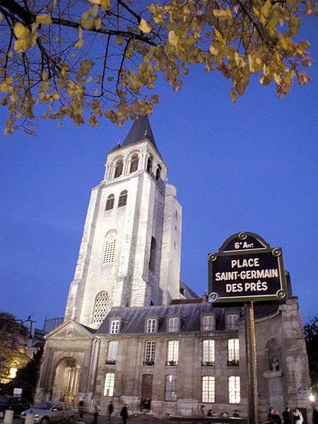 Place Saint- Germain Des Pres it is a awe inspiring!