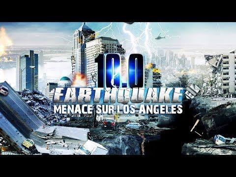10 0 Earhtquake Menace Sur Los Angeles Film Complet En Francais Youtube Los Angeles Film Film Films Complets