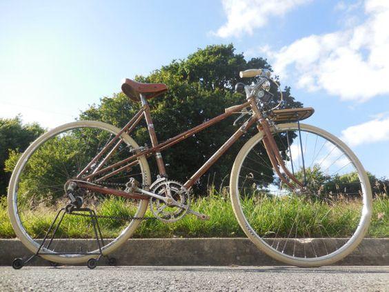 Vélo femme St Etienne Renové JSMB par JordanJSMB sur Etsy