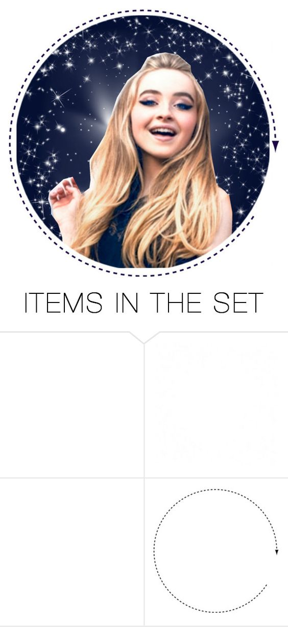 """~*~sabrina~*~"" by mooerdoo ❤ liked on Polyvore featuring art and sabrinacarpenter"