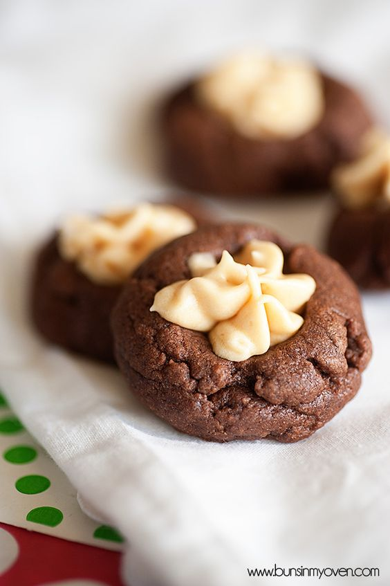 Something new, Salted caramels and Chocolate cookies on Pinterest