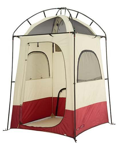 Shower tent - I never go to Burning Man without this.