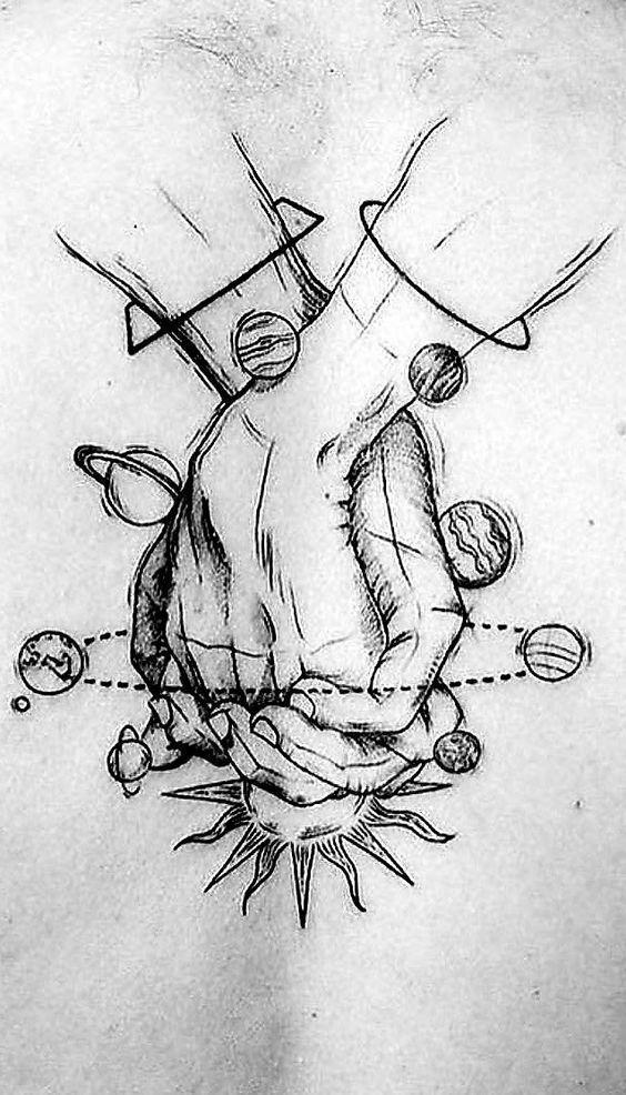 50 Idées De Tatouage So Cool Paint Dessin Planète