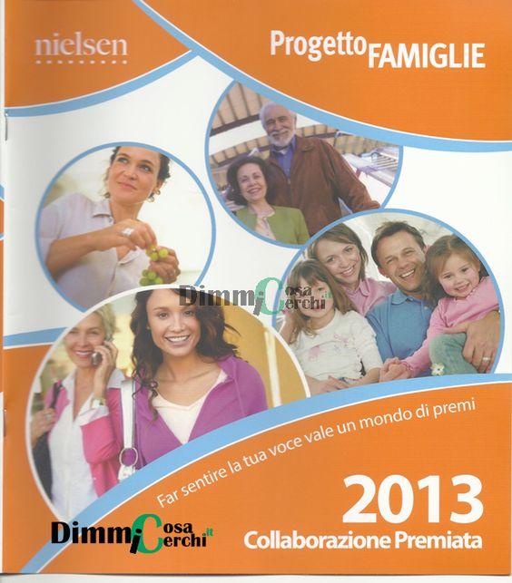Progetto Famiglie Nielsen: ecco il catalogo premi 2013