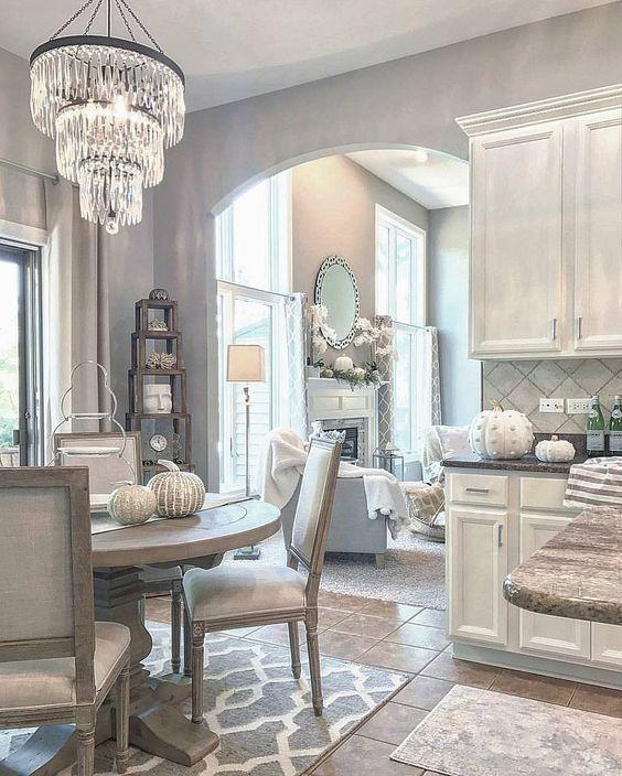 Octagon Kitchen Table Home House Design Home Decor