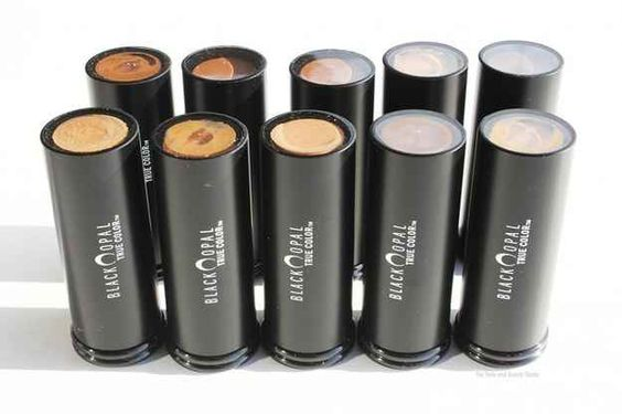 Black Opal Beauty make some of the best foundation sticks out there.