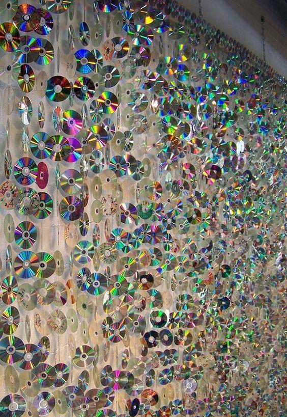 10 Artesanatos com CDs Velhos – Ideias Incríveis para Copiar | Revista Artesanato