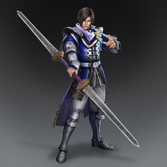 Cao Pi & Weapon (Wei Forces) | Dynasty Warriors 8 ...