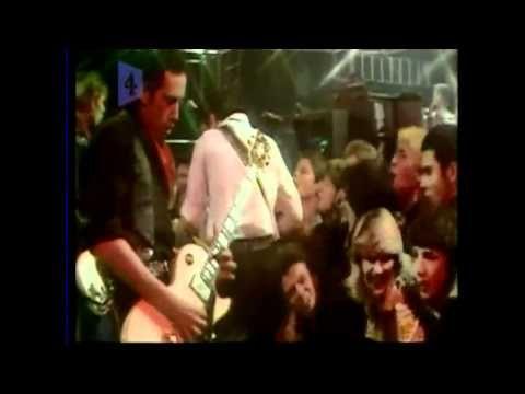 Mick Jones The Clash Guitar solos part 1 1977-1980