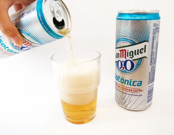 Así es la nueva cerveza isotónica de San Miguel para deportistas #correr #deporte #running #fitness #sport #vidasana