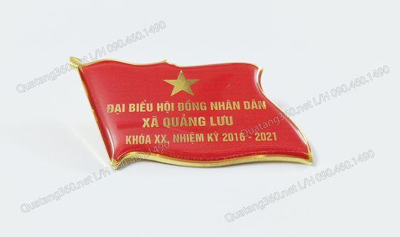 Huy hiệu đại biểu hội đồng nhân dân