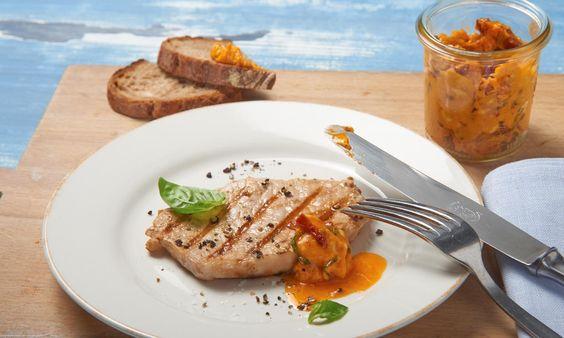 Tomaten-Basilikum-Butter Rezept | Dr. Oetker