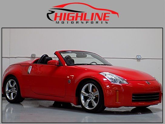 Convertible 2008 Nissan 350z Roadster With 2 Door In Phoenix Az 85027 Nissan 350z Roadster Nissan 350z Nissan Cars