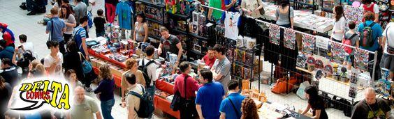 La manifestazione ROVIGO COMICS, COSPLAY & GAMES è un'iniziativa dell'ASSOCIAZIONE CULTURALE COMIC'S TRIP e della Libreria del Fumetto DELTA COMICS.. Comic's Trip e Delta Comics sono gli ideatori e gli organizzatori di questo evento culturale, giunto alla quarta edizione. Recentemente hanno dato vita anche a Robrick, la prima manifestazione a Rovigo dedicata al mondo dei …