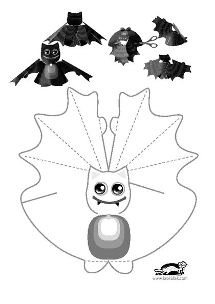 17 Best images about Hayvanlar boyama on Pinterest Coloring, Owl - halloween decoration printouts