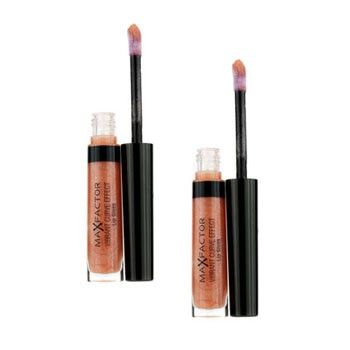 Vibrant Curve Effect Lip Gloss Duo Pack - # 11 Fashion Leader - 2x5ml/0.17oz