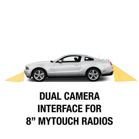Brandmotion Ford Mytouch 8 Inch Dual Video Input Interface For