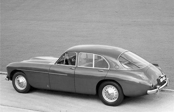 1954 Bristol 405