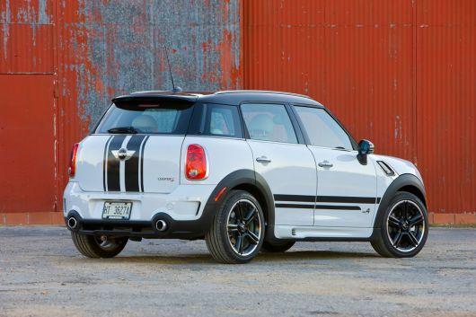 Mini Cooper S Countryman All4 2011 Cartype Mini Countryman Mini Cooper Mini Cooper S