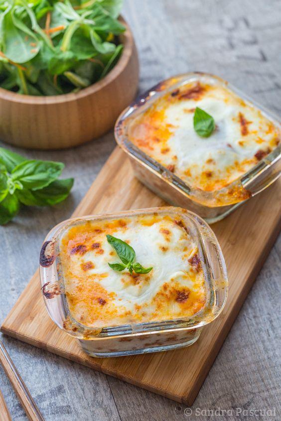 Lasagnes de Courgette à la Bolognaise - Cuisine Addict