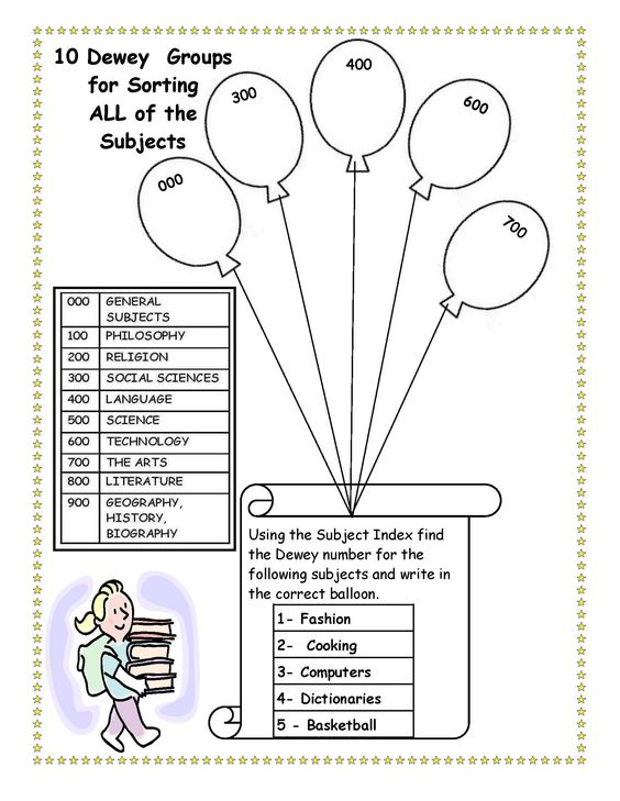 Worksheet Library Skills Worksheets student paper and photos on pinterest library skills worksheet