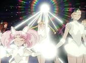 sailor moon  with the silver crystal | still feeling the powers of the crystal super sailor moon