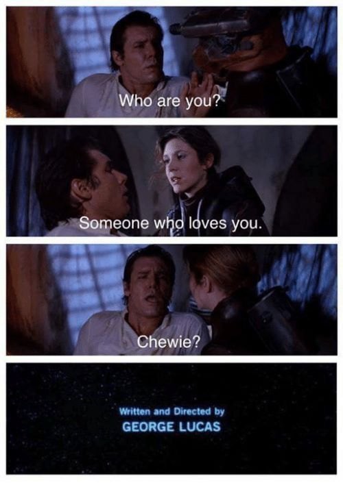 Pin By Kate S Grayson On Funny Star Wars Funny Star Wars Pictures Star Wars Quotes Funny Star Wars Humor