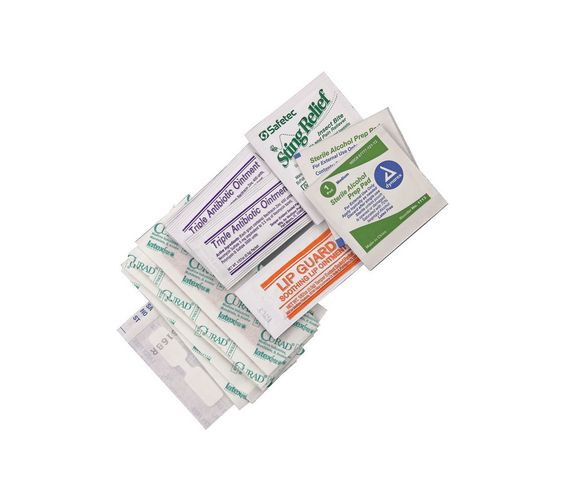 First Aid Kit Refill Mini Wound Care Pack