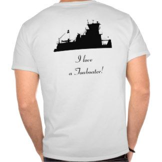 Love a Towboater Tee Shirt