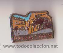 PIN  PICASSO  Y HORTA  PINS
