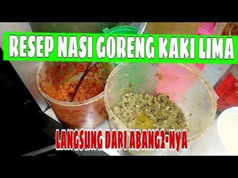 Resep Bumbu Nasi Goreng Serba Guna Bisa Untuk Bakmi Bihun Kwitiaw Dll Youtube Nasi Goreng Resep Resep Masakan