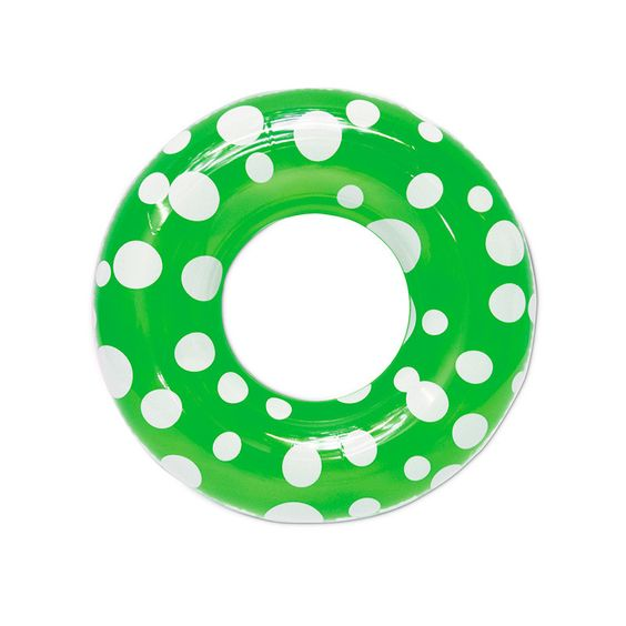 Polka Dot Pool Tube