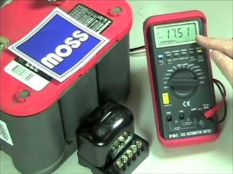 Voltage Regulator - How to Test - YouTube