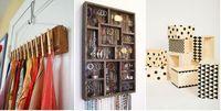 30 proyectos DIY para hacer en poco tiempo