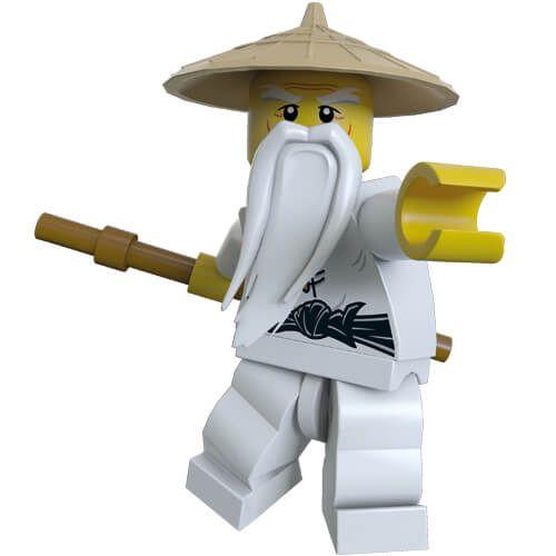 Sensei Wu Lego Ninjago Lego Lego Ninjago Sensei Wu