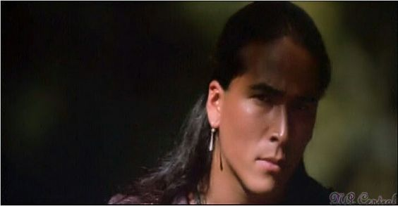 Uncas, Last of the Mohicans. Eric Schweig.: