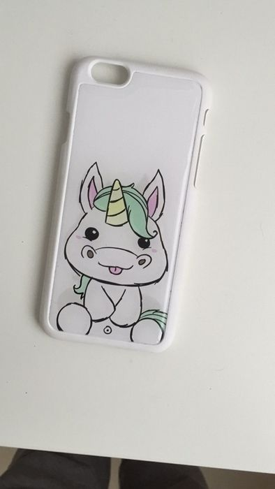 iPhone 6 Hülle unicorn