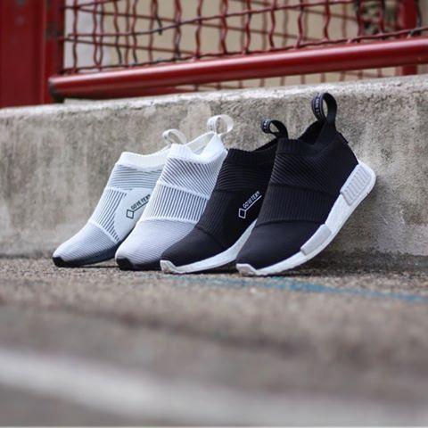 adidas NMD CS2 Triple Black Releasing Soon •