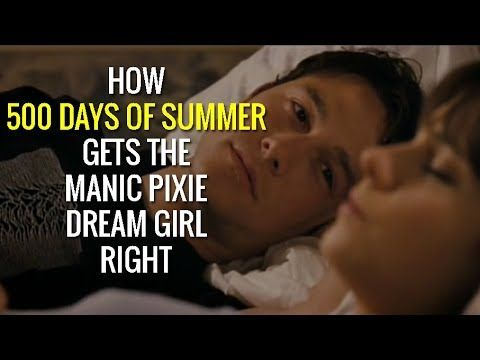 A Really Short And In Depth Analysis Of 500 Days Of Summer Movies Manic Pixie Dream Girl 500 Days Of Summer 500 Days