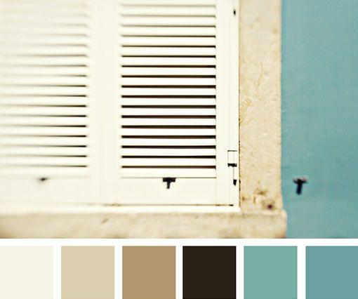 beach house palette