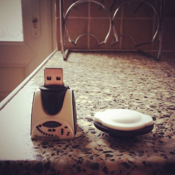 mini thermomix usb flash drive thermomix pinterest. Black Bedroom Furniture Sets. Home Design Ideas